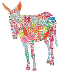Donkey ColouringColoring BooksImagesAnimal KingdomDonkeysIdeas SearchingDrawingResearch