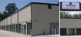 Concrete Drawings For Self Storage Buildings By Structures