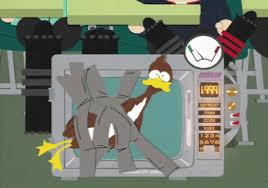 Time Machine Turkey GIF by South Park Find & on GIPHY