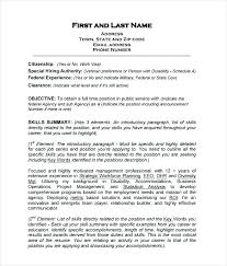 Military To Civilian Resume Sample And Free For Frame Astonishing Police 899