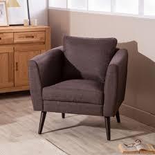 canape cuir et tissu fauteuil tissu canapé cuir