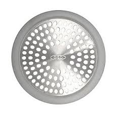 Oxo Good Grips Sink Strainer by Oxo Good Grips Plug Hole Strainer Guard Small