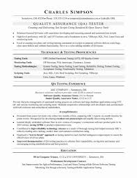 Resume Of 2 Years Experience Software Engineer In Java Liveable 23 Elegant Testing Samples For 3
