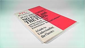 Amazon Jean Paul Sartres No Exit And The Flies 9780671005696 Sartre Books