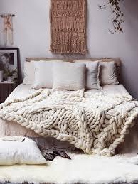 Moon To Cozy White Warm Bohemian Bedrooms