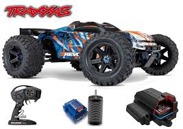Traxxas E-Revo Orange 4WD VXL-6s Brushless RC Electric Monster Truck ... Traxxas Stampede Rtr Monster Truck Ckroll No Battycharger Erevo Vxl 20 4wd Electric Green By Rc Toys Skully Unboxing Walk Around And Test Bigfoot Review Big Squid Car Its Hugh The Xmaxx From 110 Helilandcom Traxxas 360841 Bigfoot W Xl55 Firestone Tour Wheels Water Engines Bts Uerground Team Rcmart To Roll Into Kelowna Salmon Arm Obsver Of The Week 9222012 Truck Stop 2wd Scale Silver Cars Trucks