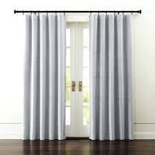 Light Grey Curtains Canada by Grey Velvet Curtains Argos Soozone