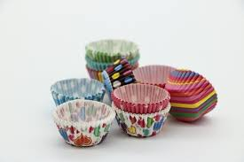 10000 Pcs Mini Size Assorted Paper Cupcake Liners Muffin Cases