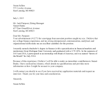 Make Maintenance Assistant Cover Letter Examples Example For Job