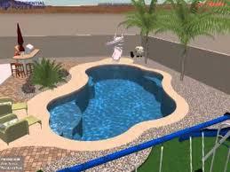 New Pool Drawing Featuring Fiberglass Wild Ride Slide