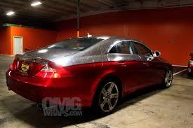 Custom Chrome Vehicle Wrap | Car Wraps In San Francisco, Sacramento ...