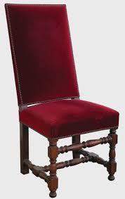 chaise louis xiii epoque xviie siècle antiquités catalogue