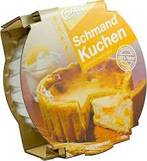 cakees schmandkuchen mit mandarinen fertig gebacken 2er pack 2 x 500 g
