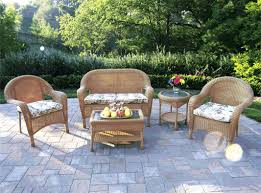 Walmart Patio Cushions And Umbrellas by Furniture Walmart Wicker Patio Furniture Outdoor Wicker Chairs