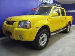 100 Pick Up Truck For Sale By Owner 2001 Nissan Frontier 4WD SE 4WD Crew V6 5 Spd AC Pwr WInd