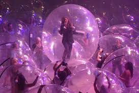 102 Flaming Lips House Wayne Coyne We Re The Only Band Used To Playing In Space Bubbles Salon Com