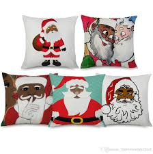 African American Santa Claus Cushion Covers Merry Christmas Holiday ... Pittsburgh Chair Covers Services Festive Holiday Poinsettia Tufted Cushion Padded Seat New Cozy Cover Btr Back To Realitee Short Ding Room Slip Cover Asddfxfff By Esapnol1 Issuu Christmas Chair Seat Cover Santa Snowman Red Green Table Dropshipping For Christmas Claus Mrs Santa Xgiejdeducationaddainfo Bling Custom Fitted Back Washable Removeable Innovative How To Make And Ding Cushions Patio Kitchen And Bench Matching Table Red Father Toilet Rug Set Home Hotel