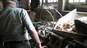 finzean turning mill scotland youtube