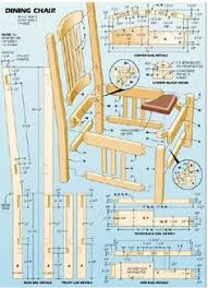 Woodworking Plans by Chair Plans Woodworking How To Make Chairs Free Chair Plans With
