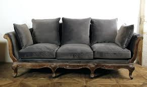 canap velours articles with canape velours gris anthracite tag canape en velour