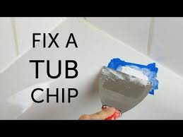 Bathtub Overflow Gasket Youtube by Repairing Chips In A Bathtub Youtube Home Sweet Home