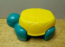 details zu curver kinder schildkröte grün gelb box kiste hocker badezimmer kinderzimmer