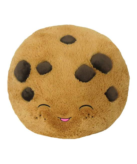 Squishable Scc903 Cookie Plush Toy - Chocolate Chip, 15""