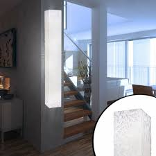 10w led wand leuchte le wohnzimmer beleuchtung alu silber marmor living