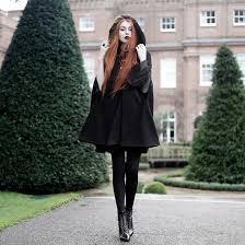 Olivia Emily Gothic Blogger