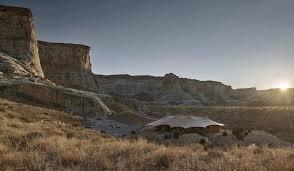 100 Amangiri Resorts S Next Level Desert Glamping Launches In Utah In