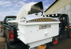 100 Salt Spreader For Truck Kooy Brothers Landscape Equipment Buzz Box Short