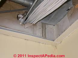 suspended ceilings install diagnose repair insulate r values