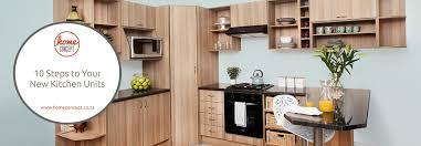 Kitchen Unit Ideas New Kitchen Units Our Process South Africa Homeconcept