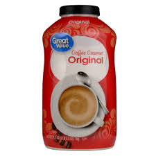 Great Value Coffee Creamer Original 353 Fl Oz