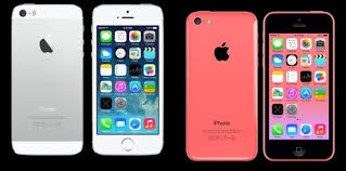 parison of Apple iPhone 5S vs iPhone 5 vs iPhone 5C – pare