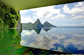 100 Jade Mountain St Lucia On Honeymoon With A Reluctant