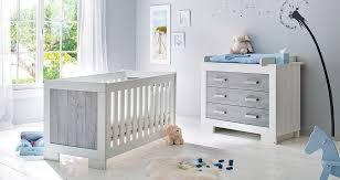 chambre bébé lit commode chambre bébé lolle 2 pièces lit et commode pinolino natiloo com