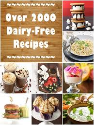 Dairy Free Recipes Over 2500 Meals Desserts Snacks More