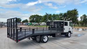 Isuzu Npr For Sale In Texas 2016 Isuzu Npr Hd Landscape Truck For ...