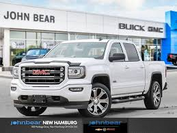 New 2017 GMC Sierra 1500 SLT At John Bear New Hamburg | 173201