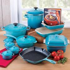 le creuset pots prices le creuset 8 ultimate cookware set fennel gifts kitchen