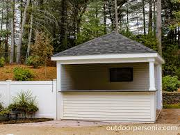 Shed North Andover Ma by Pool Houses Baystate Outdoor Personia