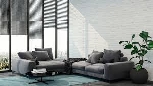 vinyltapete new walls loft living livingwalls steinwand weiß grau 222