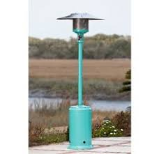 Garden Treasures Patio Heater Assembly by Garden Treasures 41 000 Btu 2 Tone Black And Stainless Steel