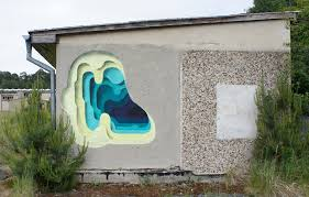 Portals Street Art By 1010 Inspiration Grid