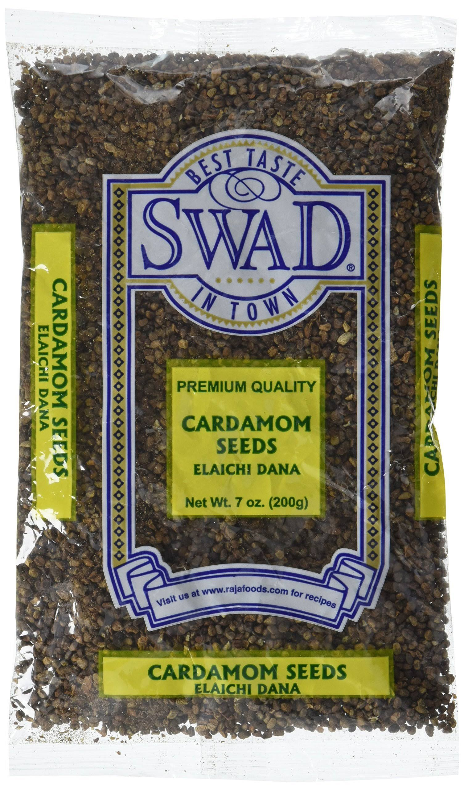 Great Bazaar Swad Cardamom Seed 7 Ounce