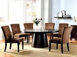 Round Dining Room Table Seats 8 Eight Amazing The Tables Outstanding