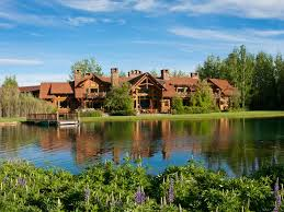 100 Jackson Hole Homes WY Everyone Should Have A Swimming Pond Like This