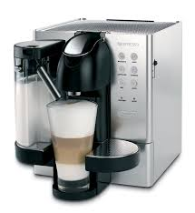 M Automatic Cappuccino Latte And Espresso Machine With Capsule System Delonghi Lattissima Premium Maker Kitchen Dining