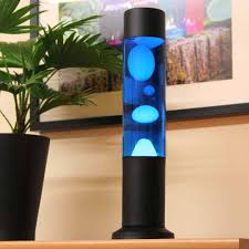 Ebay Giant Lava Lamp by Nova Lava Lamp Blue Retro Mood Lighting Illusion Lava Shapes